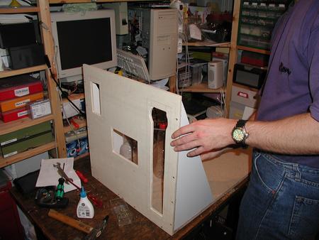 projektarbeit automatischer getr nke mixer allgemeines dahmen modellbau. Black Bedroom Furniture Sets. Home Design Ideas